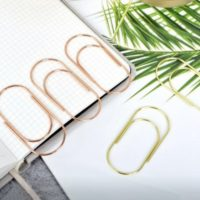 Bookmarks & Paperclips