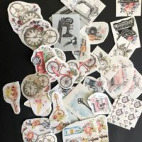 Vintage Sticker Pack