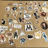 Harry Potter Journal Stickers