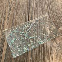 Glitter pvc pencilcase