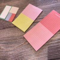 Trio Memo & Sticky Notes