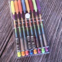 Colour changing pens 8pc