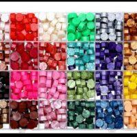 600pc Wax bead Case